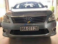 Bán ô tô Toyota Innova 2.0E đời 2013, chính chủ, giá cạnh tranh