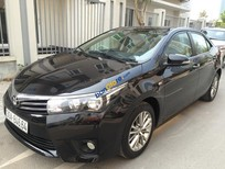 Cần bán xe Toyota Corolla altis 1.8G đời 2015, màu đen