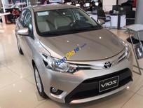 Toyota Vios 2018 mới khuyến mại lớn, hỗ trợ trả góp 90%