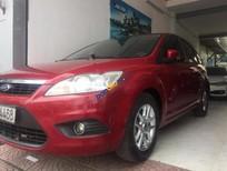 Cần bán Ford Focus 1.8 2010, màu đỏ, xe nhập giá cạnh tranh