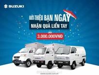 Bán Suzuki Carry đời 2018, màu trắng, nhập khẩu