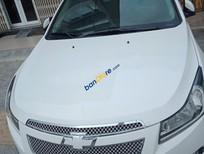 Bán ô tô Chevrolet Cruze LS 1.6 MT đời 2013, màu trắng