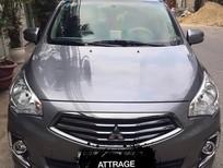 Bán ô tô Mitsubishi Attrage đời 2018, màu xám, nhập khẩu, lợi xăng, cho vay 80%