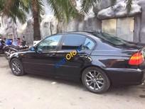 Bán BMW 3 Series 318i sản xuất 2003, màu đen, nhập khẩu, giá chỉ 185 triệu