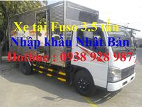 Giá xe tải Fuso Canter 3.5 tấn, nhập khẩu nguyên chiếc, giá tốt