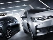Bán xe Toyota Altis 2018 - Trả góp 80%, không cần chứng minh tài chính tại Hải Dương