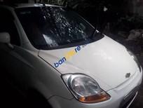 Cần bán xe Chevrolet Spark MT đời 2010, màu trắng