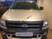 Cần bán lại xe Ford Ranger Wildtrak 3.2L 2015, màu bạc, nhập khẩu nguyên chiếc, giá 700tr
