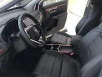 Bán Honda CR V 2018, màu trắng, nhập khẩu chính hãng