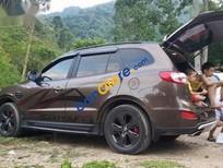 Bán Hyundai Santa Fe năm sản xuất 2011, màu nâu, giá chỉ 690 triệu