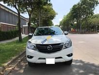 Bán Mazda BT50 2.2 AT, nhập Thái, màu trắng, sản xuất 2016
