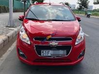 Bán Chevrolet Spark LTZ sản xuất 2015, màu đỏ