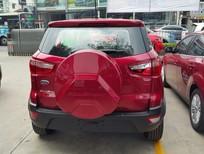 Bán Ford EcoSport sản xuất 2018, màu đỏ