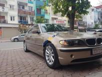 Cần bán xe BMW 3 Series 318i 2003, màu vàng, 220tr