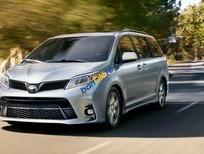 Bán xe Toyota Sienna Limited năm 2018 nhập Mỹ phiên bản mới hoàn toàn