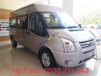 Cần bán Ford Transit X 2018, (Lót sàn, ghế da cao cấp, la phong, gập ghế) Liên hệ 0938 211 346 de nhận chuong trinh