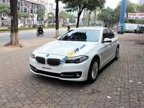 Cần bán BMW 5 Series sản xuất năm 2015, màu trắng, nhập khẩu