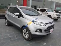 Bán Ford EcoSport 1.5AT Titanium sản xuất 2016, màu bạc
