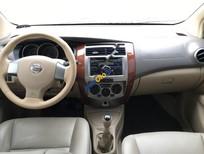 Bán xe Nissan Grand livina năm sản xuất 2012, màu vàng, giá 285tr