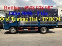 Bán xe tải Thaco Ollin 500B tải trọng 5 tấn, thùng dài 4m25, thùng mui bạt ở TP. Hồ Chí Minh