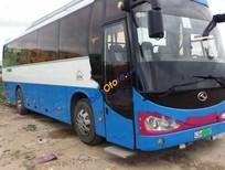 Cần bán xe Kinglong 45c sản xuất năm 2007, màu xanh lam