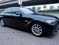 Cần bán xe BMW 5 Series 520i 2017, màu đen nâu, xe nhập