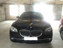 Bán BMW 7 Series 740Li sản xuất năm 2010, màu đen, nhập khẩu, chính chủ
