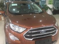 Ford Ecosport 2018 xe thiết kế gầm cao, khoang đồ rộng rãi, tiết kiệm nhiên liệu