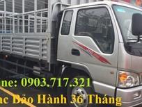 Công ty bán xe tải Jac 6t4, giá cạnh tranh, khuyến mại nhiều