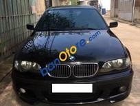 Bán BMW 3 Series 318i đời 2004, màu đen, xe nhập, giá tốt