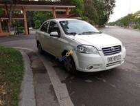 Bán ô tô Daewoo Gentra Sx đời 2009, màu trắng giá cạnh tranh