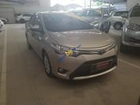 Bán Toyota Vios 2016, tặng thuế trước bạ kèm phụ kiện, hỗ trợ ngân hàng 75%