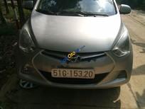 Cần bán xe Hyundai Eon sản xuất năm 2012, màu bạc, xe nhập