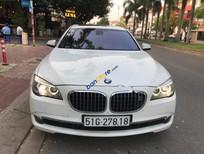Bán BMW 7 Series 740Li sản xuất 2010, màu trắng, xe nhập