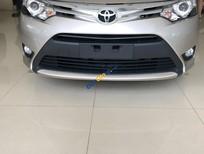 Bán Toyota Vios 2017, giá giảm kịch sàn
