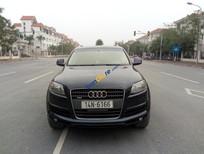 Cần bán Audi Q7 3.6 Quattro Premium năm 2008, màu xanh, nhập khẩu