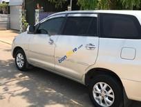 Cần bán Toyota Innova G năm sản xuất 2006, màu bạc