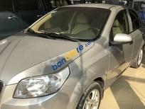 Cần bán lại xe Chevrolet Aveo 1.5LT sản xuất năm 2014, màu bạc số sàn, giá tốt