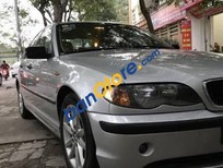 Bán BMW 3 Series 318i đời 2003, màu bạc, nhập khẩu