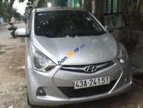 Cần bán gấp Hyundai Eon 0.8 MT sản xuất 2012, màu bạc, nhập khẩu nguyên chiếc số sàn