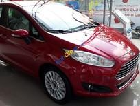 Bán ô tô Ford Fiesta AT đời 2018, màu đỏ, giá tốt