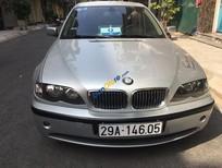 Bán BMW 3 Series 325i đời 2004, màu bạc, giá 285tr
