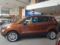 Bán xe Ford EcoSport 1.5L Titanium 2018, màu nâu