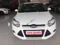 Cần bán Ford Focus 1.6 AT sản xuất năm 2013, màu trắng