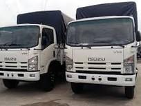 Xe tải Isuzu Vĩnh Phát 3T49, thùng mui bạt