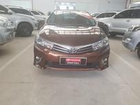 Cần bán lại xe Toyota Altis 2.0V cao cấp, đời 2014, màu nâu
