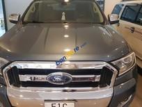 Cần bán Ford Ranger XLS sản xuất năm 2017, màu xám (ghi), nhập khẩu nguyên chiếc