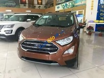 Bán Ford EcoSport 1.5L Titanium năm 2018, màu nâu
