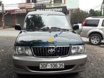 Bán Toyota Zace GL năm sản xuất 2005, chính chủ, giá cạnh tranh