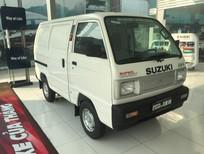 Cần bán Suzuki Super Carry Van EURO 4 2018, màu trắng